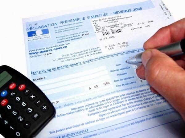 Les risques lorsque l'on dissimule sa déclaration d'impôts