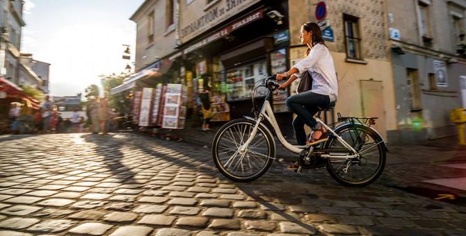 3 façons de circuler dans une ville française sans prendre sa voiture