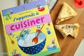 livre de cuisine enfant