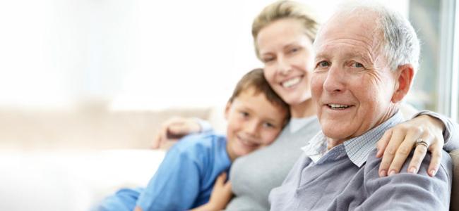 Les maladies qu'on rencontre souvent chez les seniors