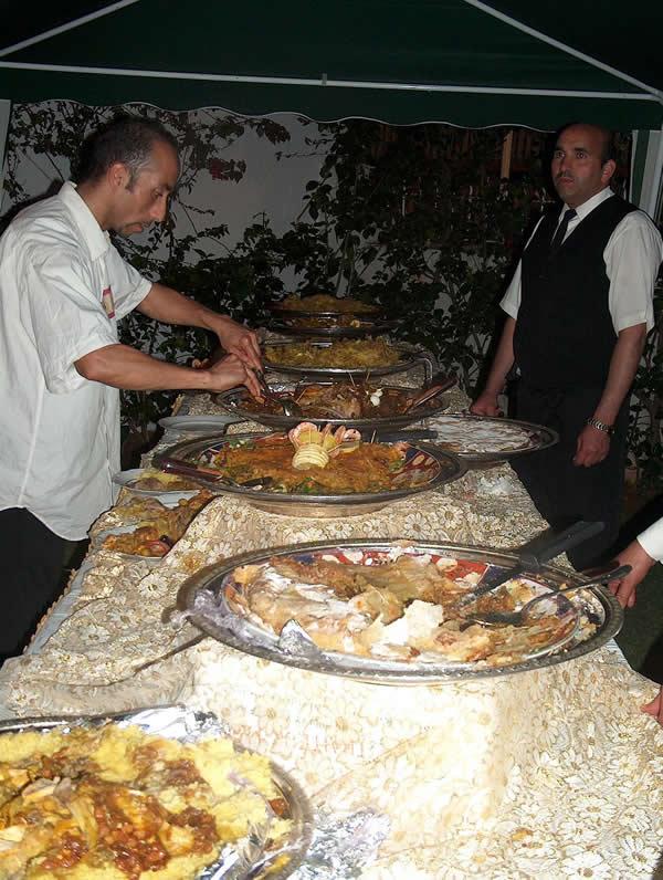 Traiteur organisateur de réception Casablanca