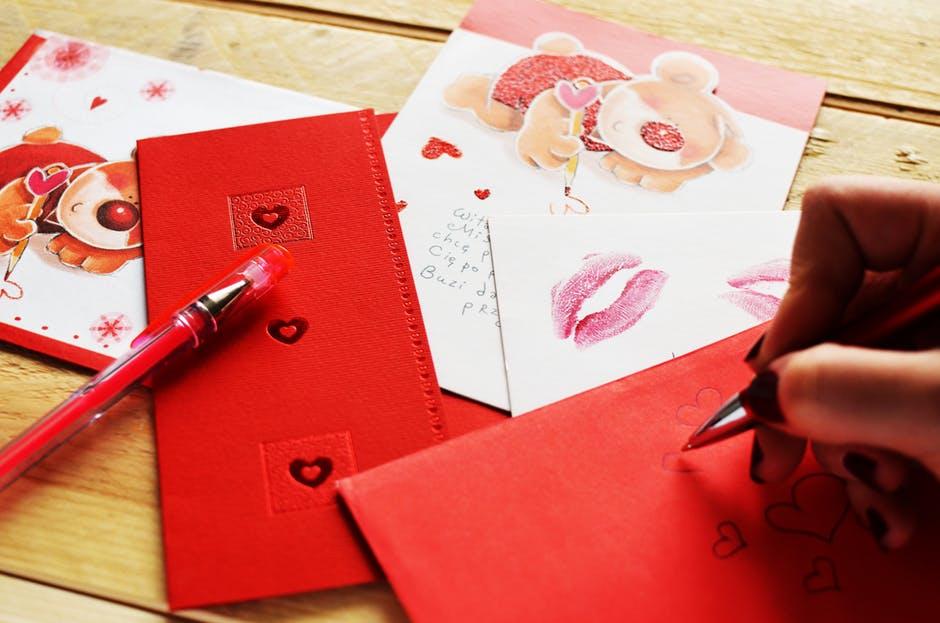 Ecrire une lettre pour reconquérir son ex
