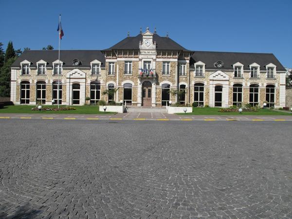 Mairie de Vaires