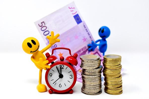 Payement anticipé du prêt