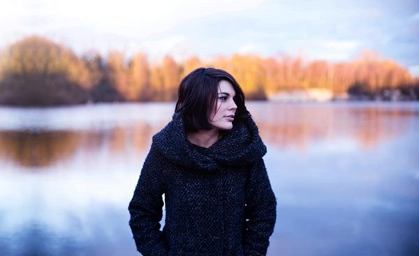 Coupe de cheveux en automne