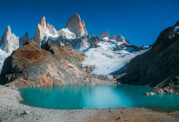 Mont Fitzroy Patagonie