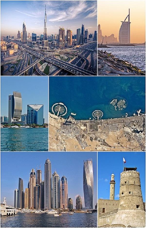 Voyage de dernière minute Dubai