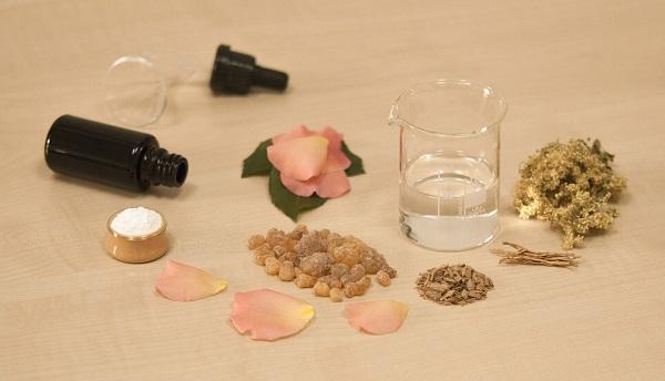 Type de parfums