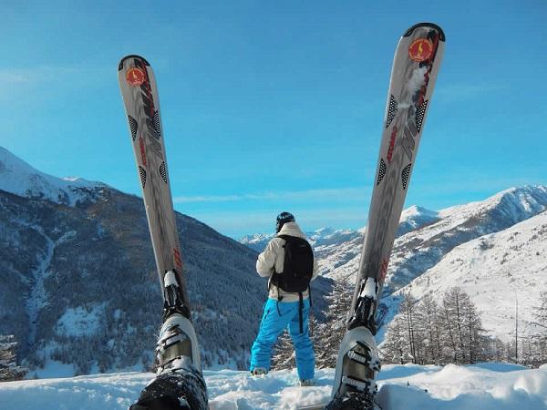 Progresser en ski