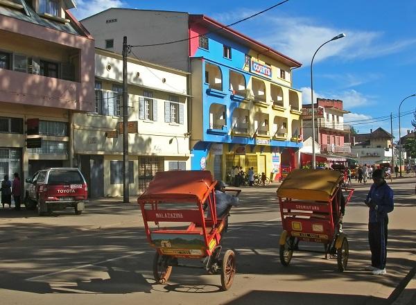 Séjour à Antsirabe