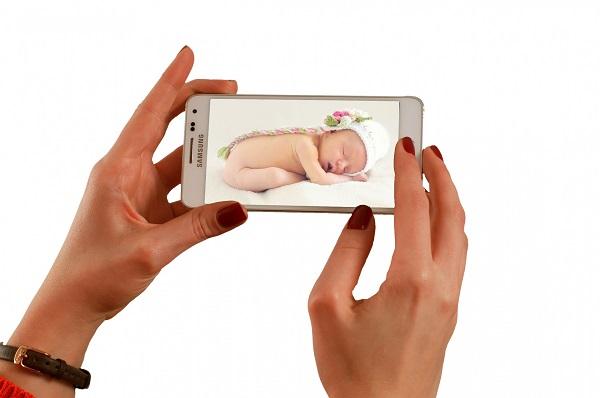 Surveillance de son bébé