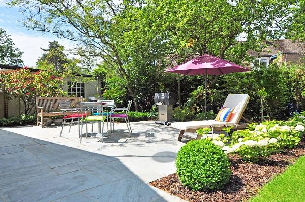 Aménager jardin moderne